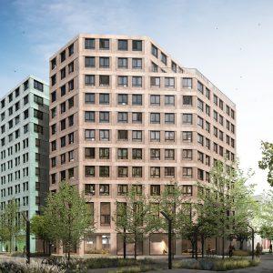 Henderson Park and Hines JV finances Barcelona schemes